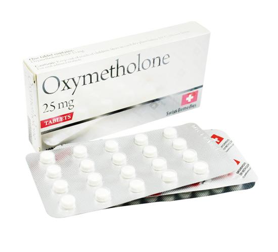Oxymetholone hra cz